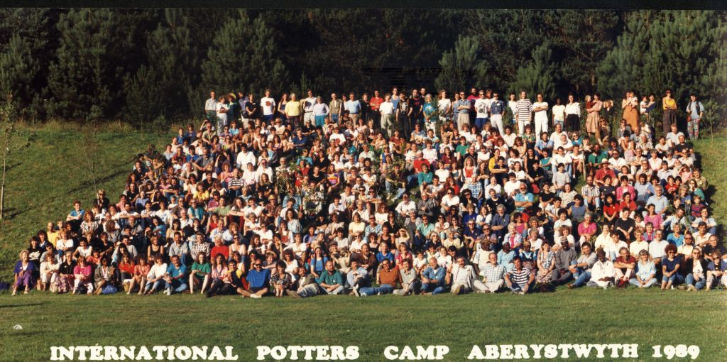 International Potters Camp - 1989